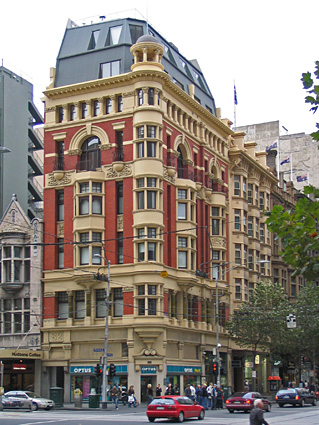 Alston S Corner Melbourne Buildings Adam Dimech