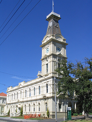 Camberwell Town Hall