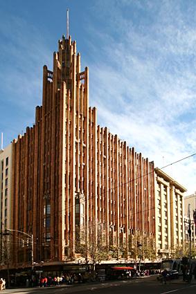 Manchester Unity Melbourne Buildings Adam Dimech
