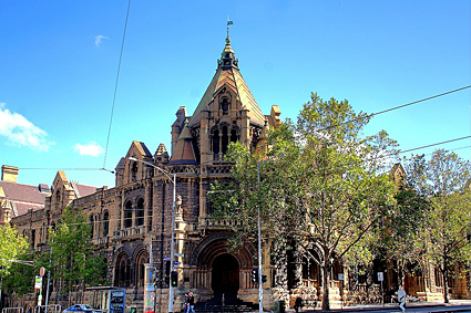 Melbourne Magistrates Court