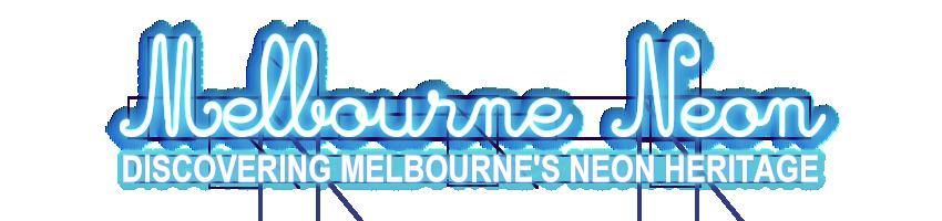 Melbourne Neon