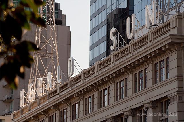 Herald Sun Melbourne Neon Adonline Id Au